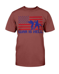 War Is Hell - Veteran T-Shirt