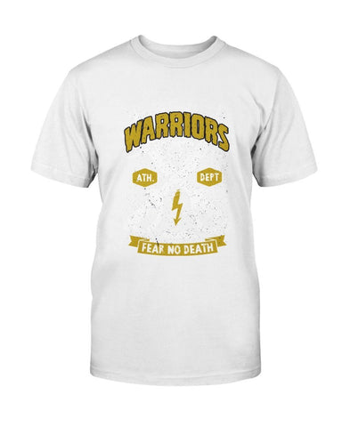 Image of Warriors Fear No Death T-Shirt