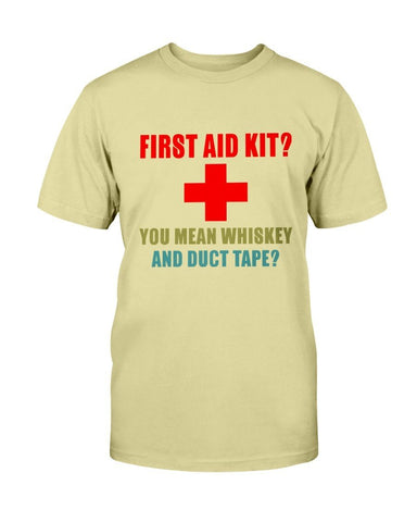 Image of Whiskey and Duct Tape T-Shirt