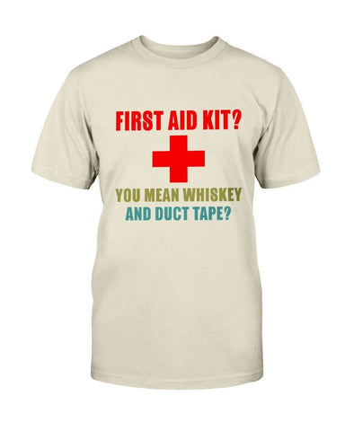 Whiskey and Duct Tape T-Shirt
