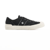 Sage Footwear Core Black Corduroy Sneakers