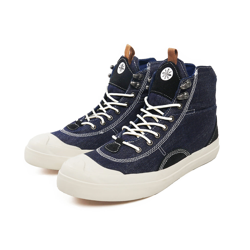 Sage Footwear Nomad High Denim