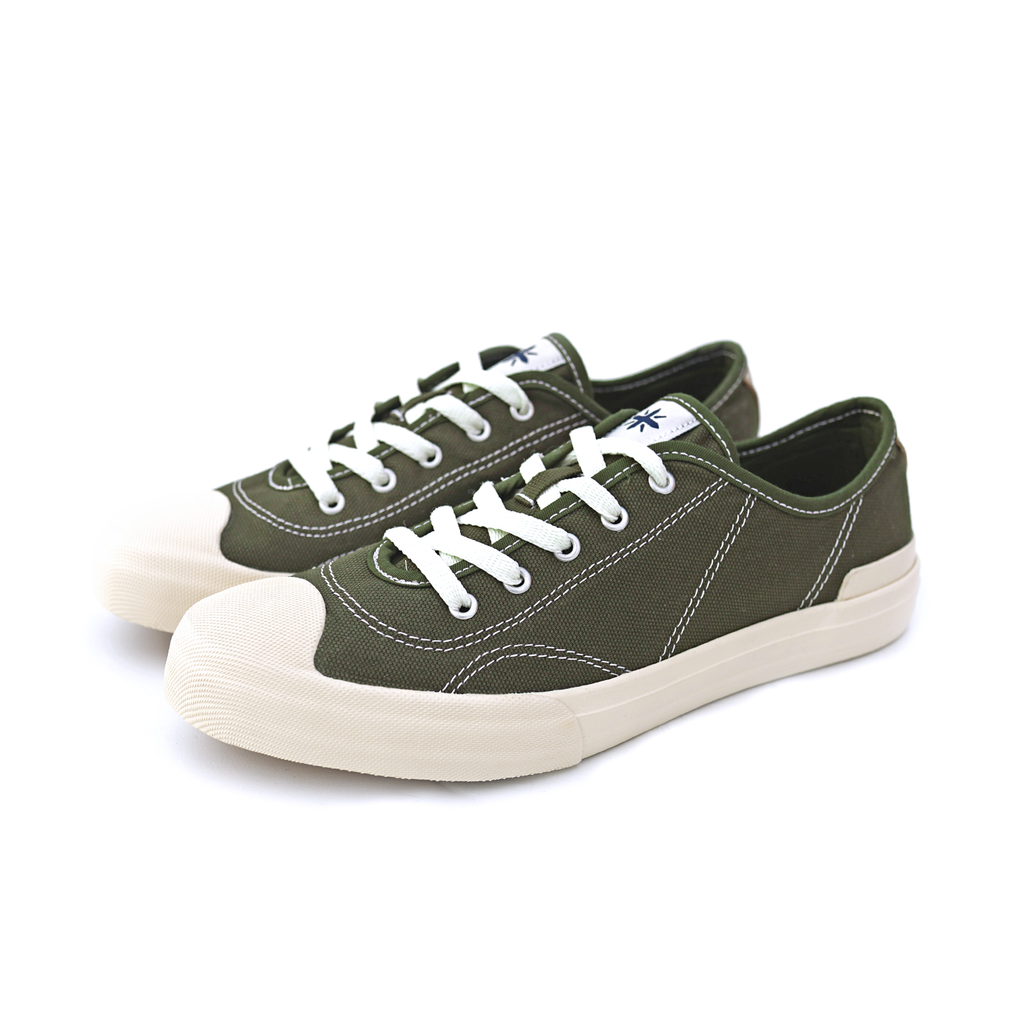 Type I Olive Canvas