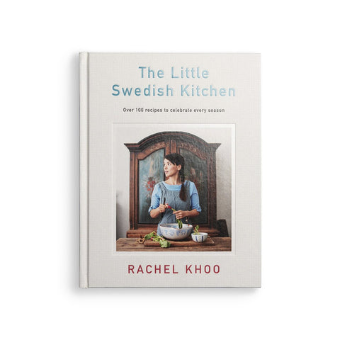 Rachel Khoo's recipe book The Little Swedish Kitchen