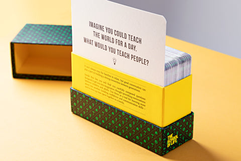 The School of Life's 100 Questions card set