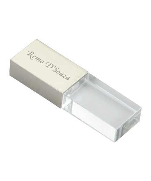 Name Engraved Pen Drive - 16 GB