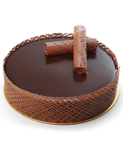 CHOCOLATEY DESIGNER CAKE