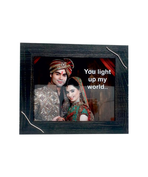 LED Frame With Photo