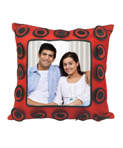 Dual Color Square Pillow