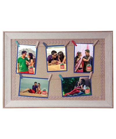 Open Hanging Photo Frame