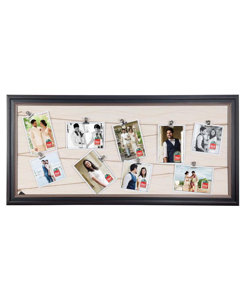 Multi Picture Hanging Photo Frame