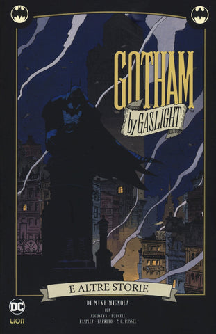 BATMAN LIBRARY (201600) 40 BATMAN - GOTHAM BY GASLIGHT E ALTRE STORIE