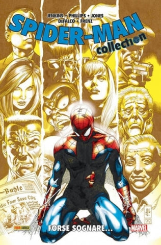 SPIDERMAN COLLECTION (2004) 21 FORSE SOGNARE...