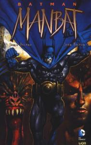 BATMAN BOOK (201600) BATMAN MAN-BAT