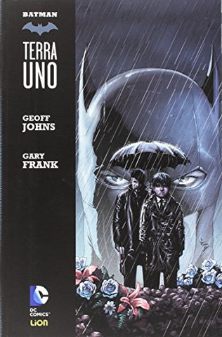 BATMAN BOOK (201400) BATMAN TERRA UNO