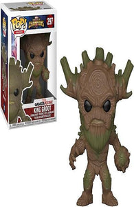 FUNKO POP - CONTEST OF CHAMPIONS # 297 KING GROOT