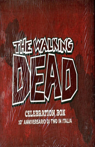 THE WALKING DEAD CELEBRATION BOX 10TH ANNIVERSARIO DI THE WALKING DEAD IN ITALIA (201500) 2013