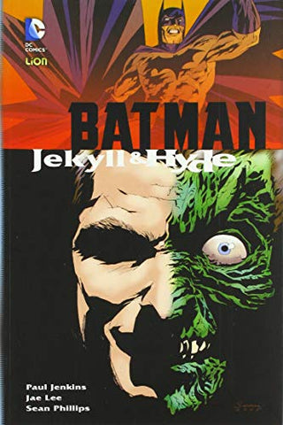 BATMAN LIBRARY (201600) 43 BATMAN JEKYLL & HYDE