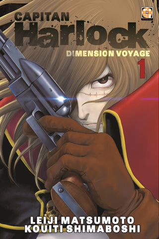 CULT COLLECTION (201500) 24 CAPITAN HARLOCK DIMENSION VOYAGE 1