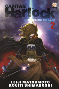 CULT COLLECTION (201500) 26 CAPITAN HARLOCK DIMENSION VOYAGE 2