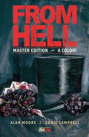 FROM HELL MASTER EDITION L'INTEGRALE A COLORI