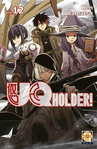 NYU SUPPLEMENT #23 UQ HOLDER! 12 - ORDINABILE