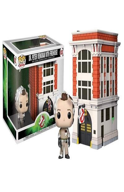 FUNKO POP - VENKMAN WITH FIREHOUSE - GHOSTBUSTER # 3