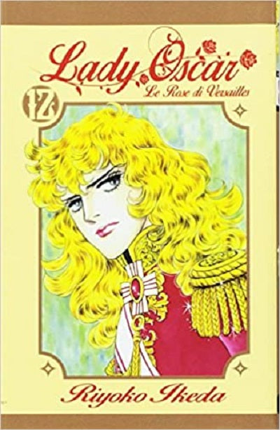 LADY COLLECTION (201500) 53 LADY OSCAR 12 LE ROSE DI VERSAILLES