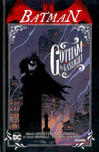 DC DELUXE BATMAN GOTHAM BY GASLIGHT
