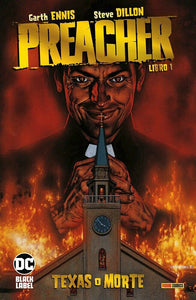 DC VERTIGO COMPLETE COLLECTION PREACHER # 1