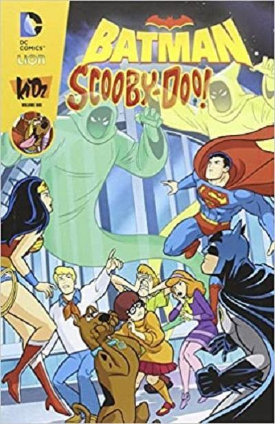 DC NATION (201300) 14 BATMAN/SCOOBY-DOO 2