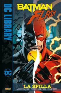 DC LIBRARY BATMAN/FLASH - LA SPILLA