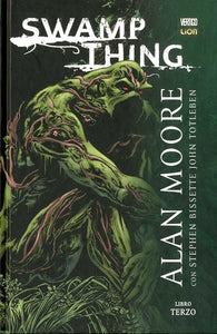 GRANDI OPERE VERTIGO (201400) SWAMP THING 3