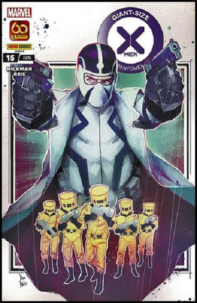 GLI INCREDIBILI X-MEN #376 X-MEN 15