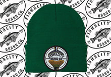 Load image into Gallery viewer, 2 Tail Patch Style Logo Beanie