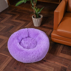 Round Dog Bed For Dogs