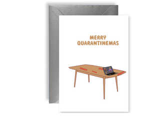 Merry Quarantinemas  - Card
