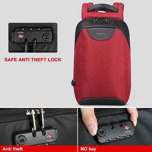 Smart Backpack Anti-Theft with Lock
