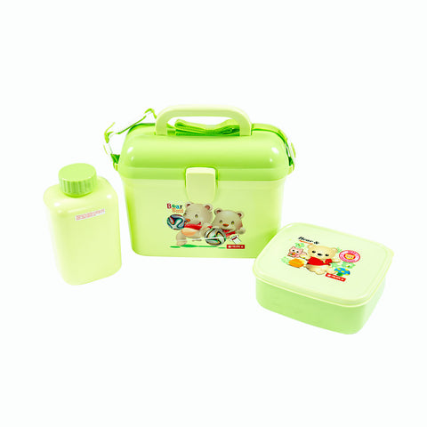LUNCH BOX SET PINKY