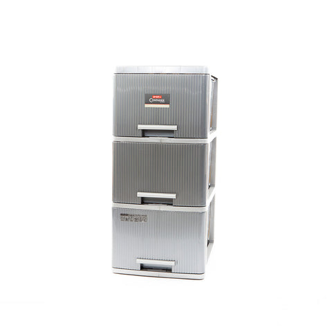 DRAWER AXIS CONTAINER 3 STACKS
