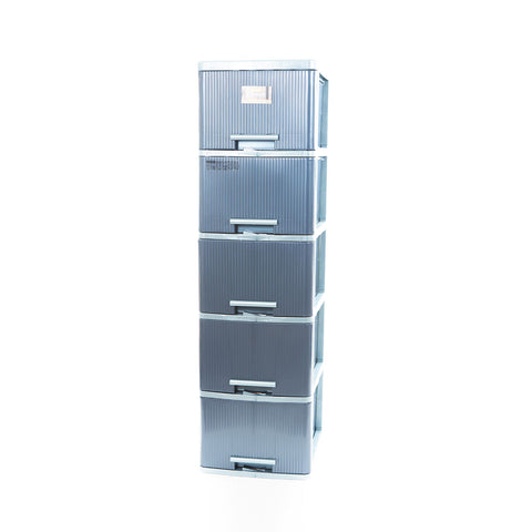 DRAWER AXIS CONTAINER 5 STACKS