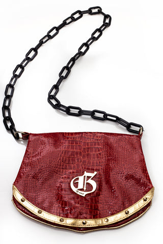 G-unit chain bag