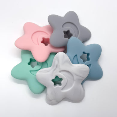 Moon and Stars Teether