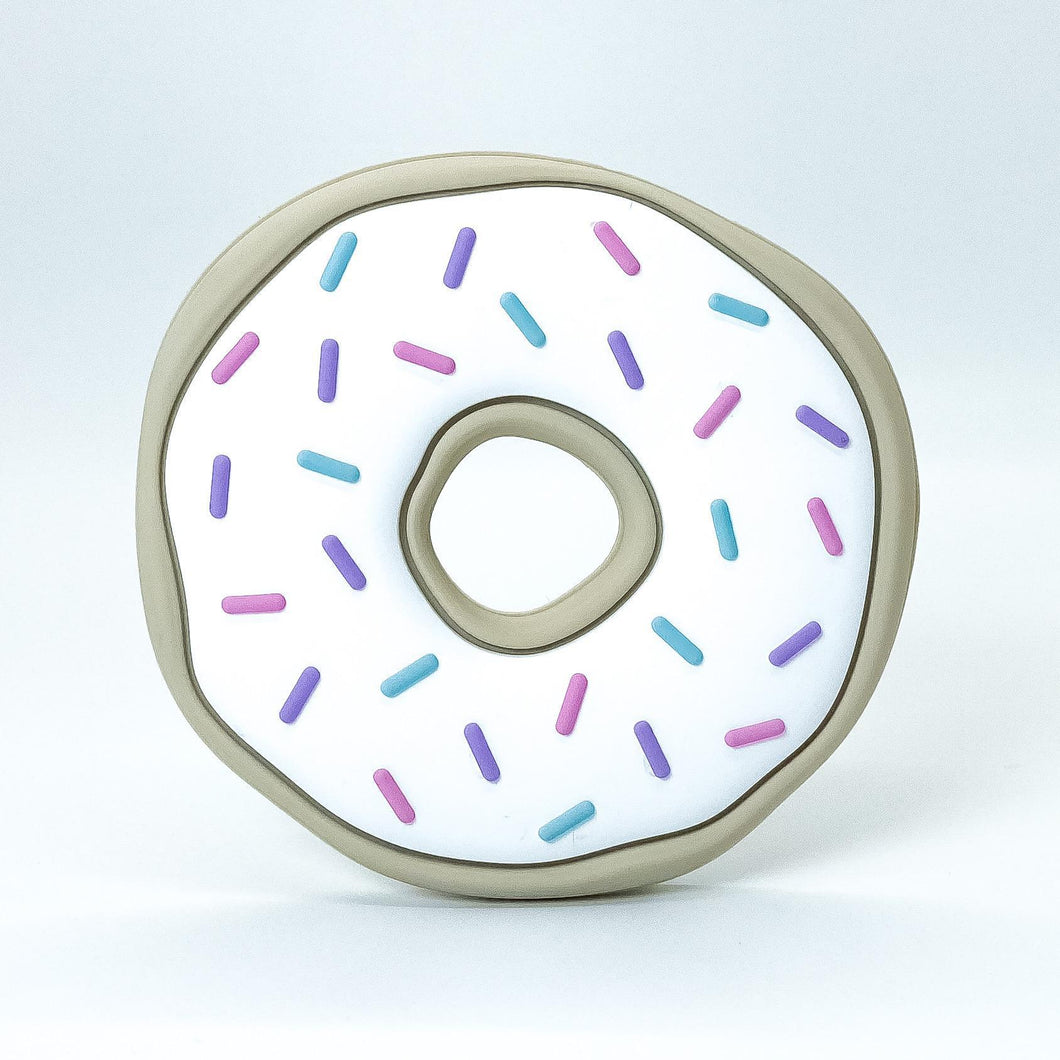 Vanilla Donut Teether