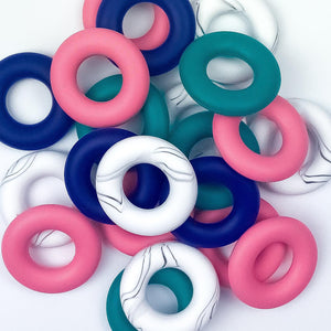 40mm Silicone Rings