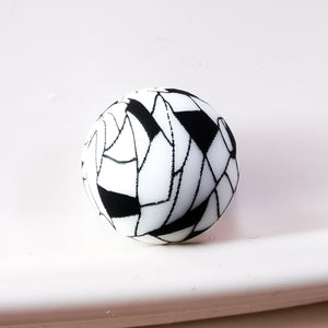 Monochrome Print Beads