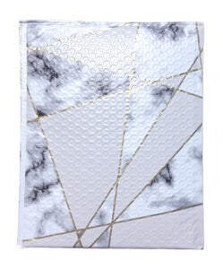 8.5 x 12 Marble Bubble Mailer
