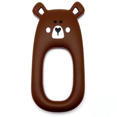 Brown Bear Teether