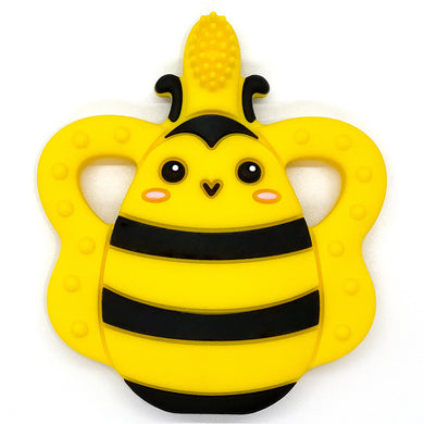 Bumblebee Training Toothbrush and Teether