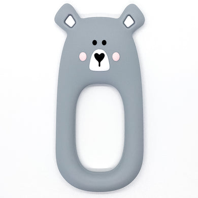 Gray Bear Teether